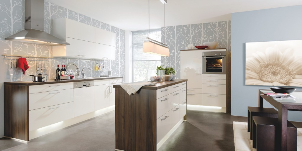 Schüller Küchen | Ihr Küchenfachmann Schüller. Schüller Wohnküche