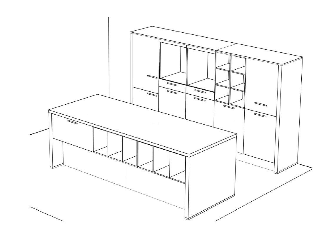 sch ller k che bari madeia wesfa ihre traumk che preiswert finden. Black Bedroom Furniture Sets. Home Design Ideas