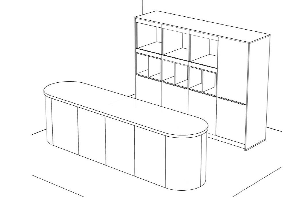 sch ller k che gala bl501211 madeia wesfa ihre. Black Bedroom Furniture Sets. Home Design Ideas