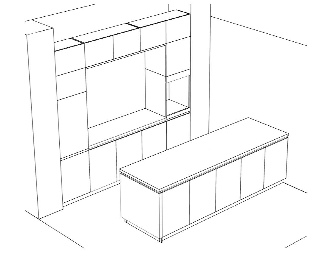 sch ller k che gala bl501331 madeia wesfa ihre. Black Bedroom Furniture Sets. Home Design Ideas
