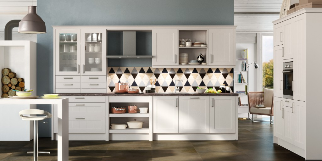 sch ller landhausk che tische f r die k che. Black Bedroom Furniture Sets. Home Design Ideas
